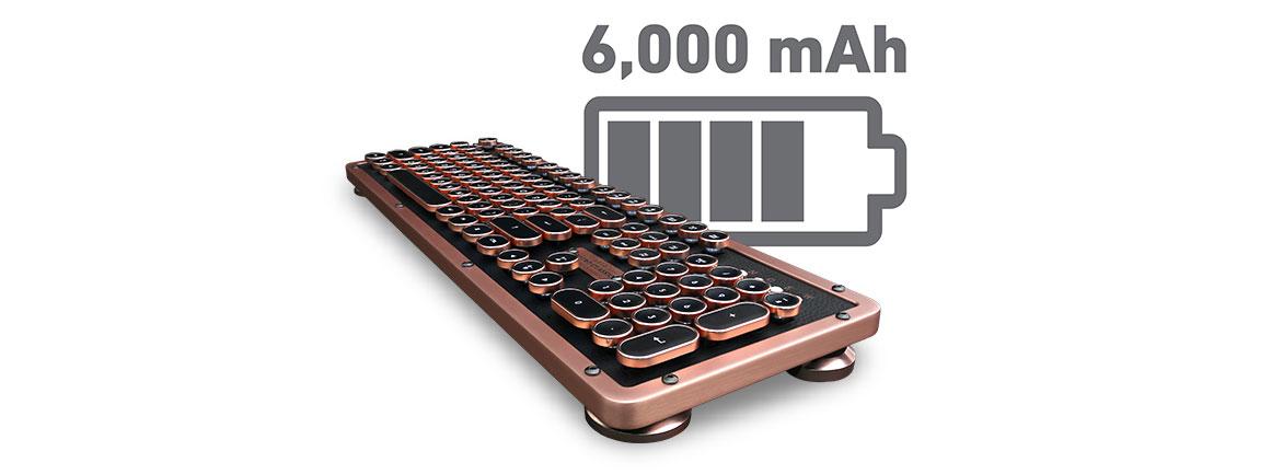 Retro Classic, una tastiera vintage ma high-tech