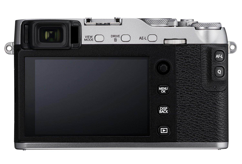 X-E3, la mirrorless con touchscreen