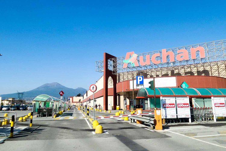 Auchan, incubo chiusura: 100 operai col fiato sospeso