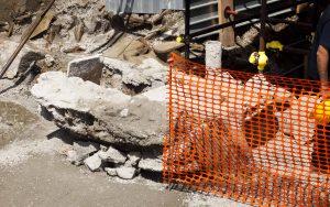Pompei: tra le meraviglie della villa suburbana, emerge la sagoma di un cavallo